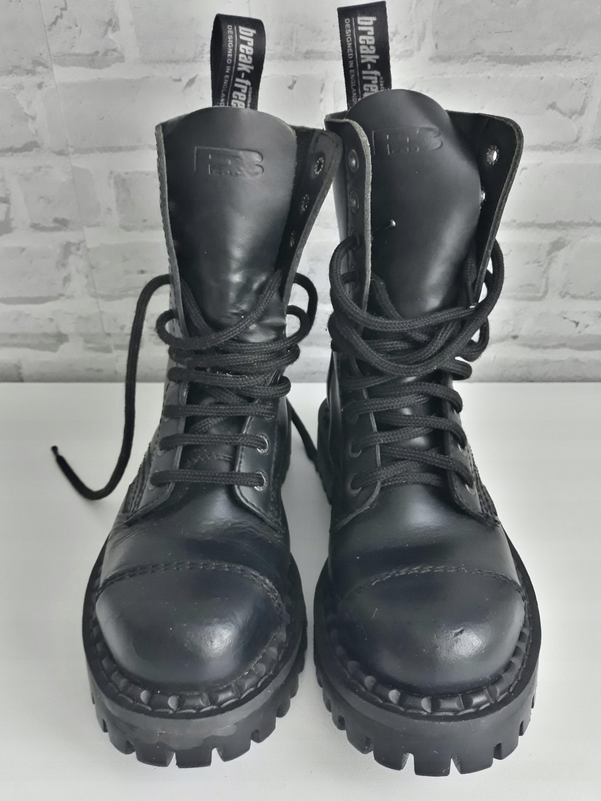 47f78350 Glany Wojas buty wysokie 011-46 skóra 38 - 7585069271 - oficjalne ...