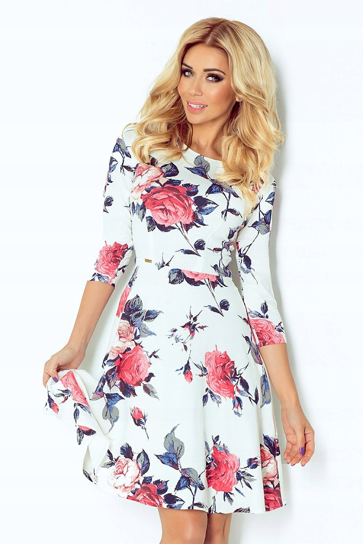 a9a15a5d47 piękna sukienka DZIENNA WESELE ŚLUB extra HiT - 7528130846 ...