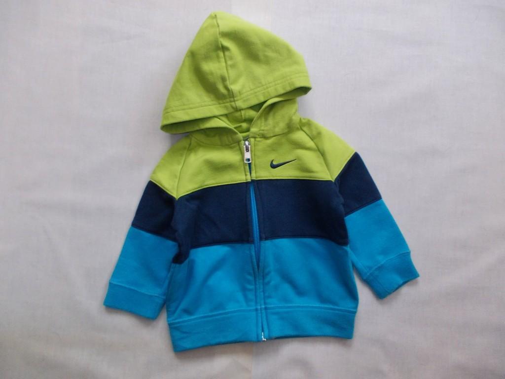 100% jakości wiele stylów przystępna cena NIKE Oryginalna Kolorowa Bluza z Kapturem LOGO 68