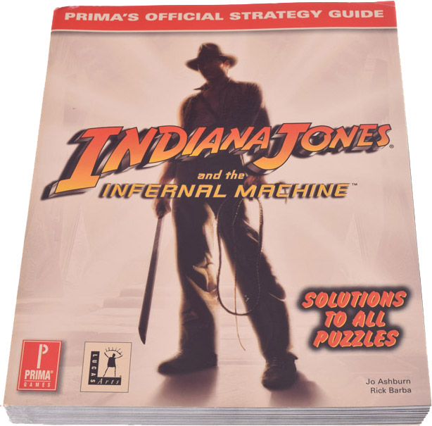 INDIANA JONES AND THE INFERNAL MACHINE PRIMA