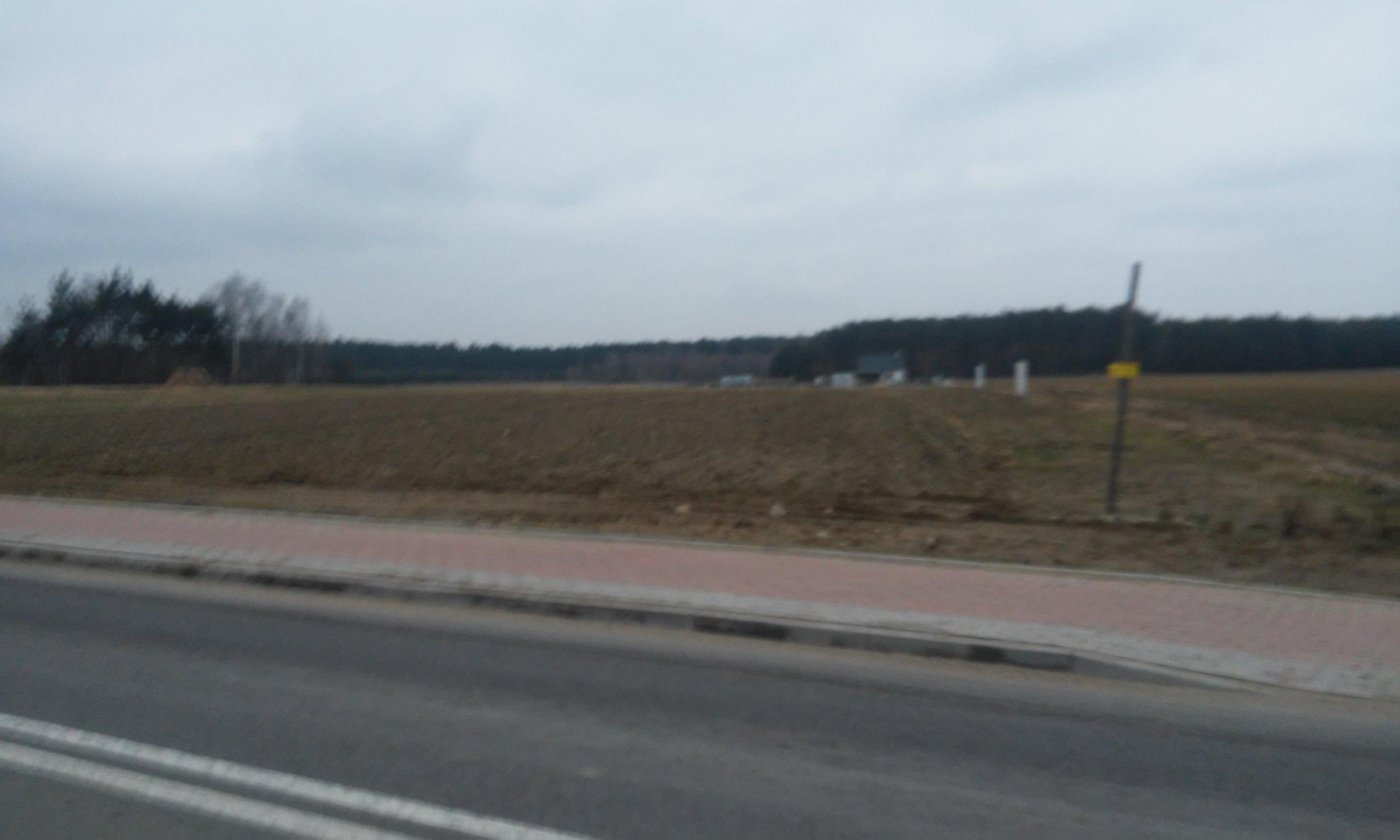 Działka budowlana Dąbrówka-Wyłazy 1476 m2