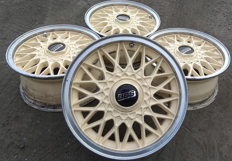 BBS BMW e30 e21 Styling 5 4x100 6,5 et30