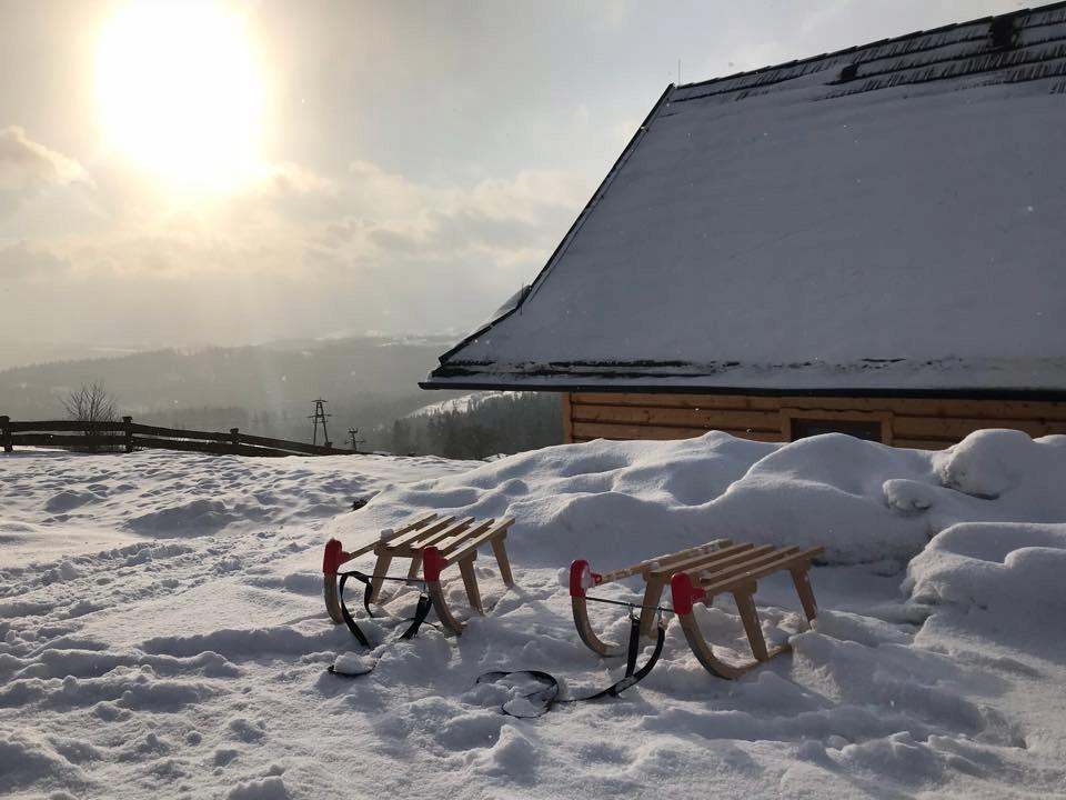 Ferie zimowe 2019 :) sauna, gorąca balia, ski bus