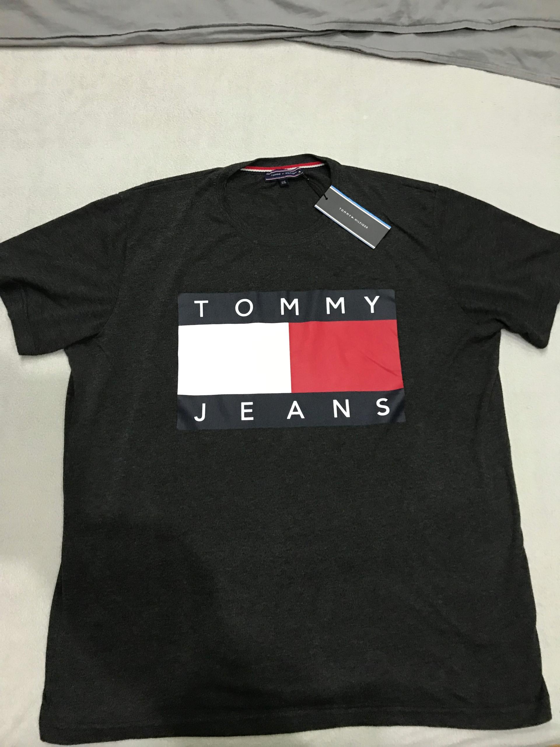 9409b70ce68ec T-Shirt Tommy Hilfiger Jeans XXL - 7710798828 - oficjalne archiwum ...