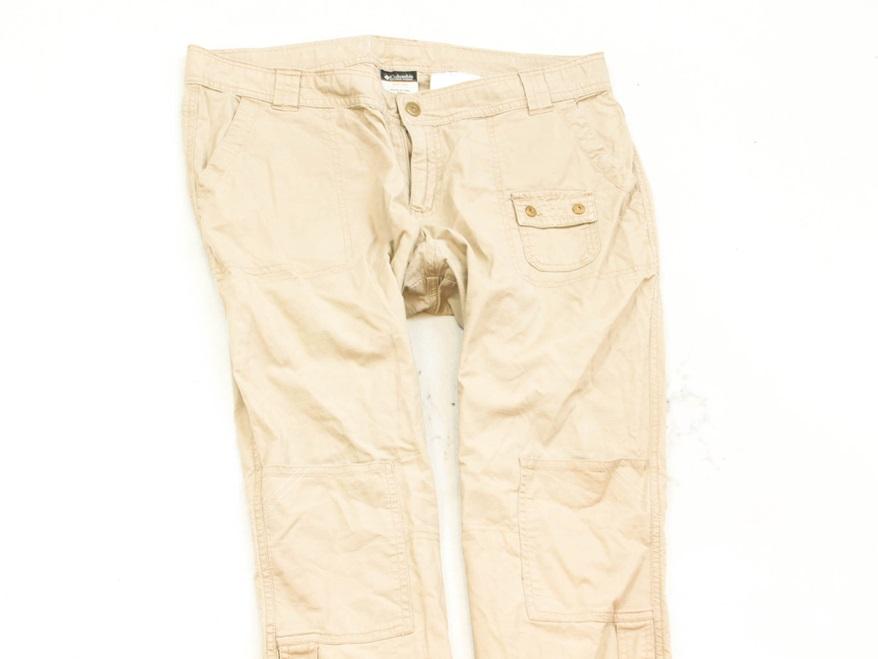 M Columbia XCO Spodnie w góry Damskie Beż 14