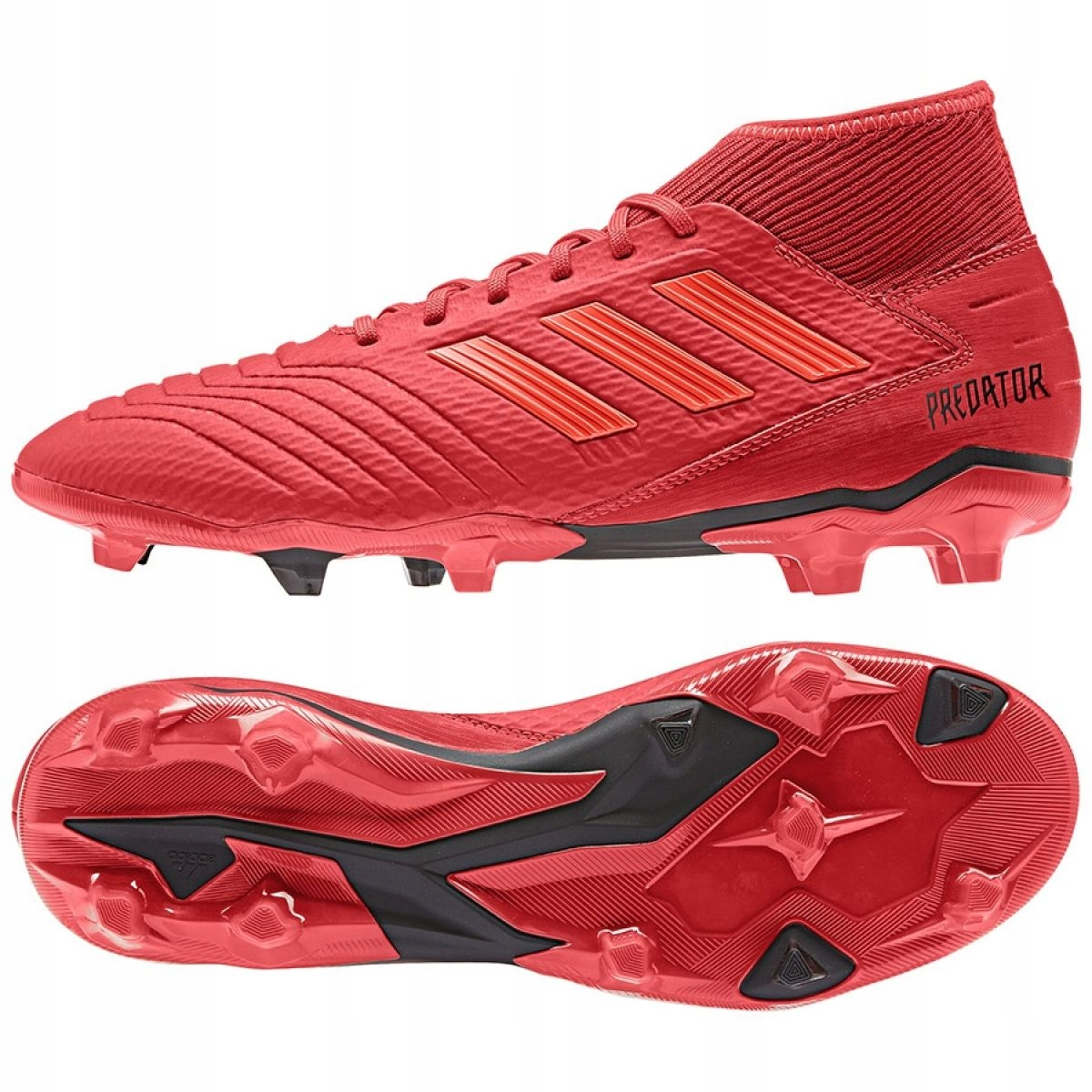 f64abdb39801c Buty piłkarskie adidas Predator 19.3 FG M 43 1 3 - 7718743712 ...