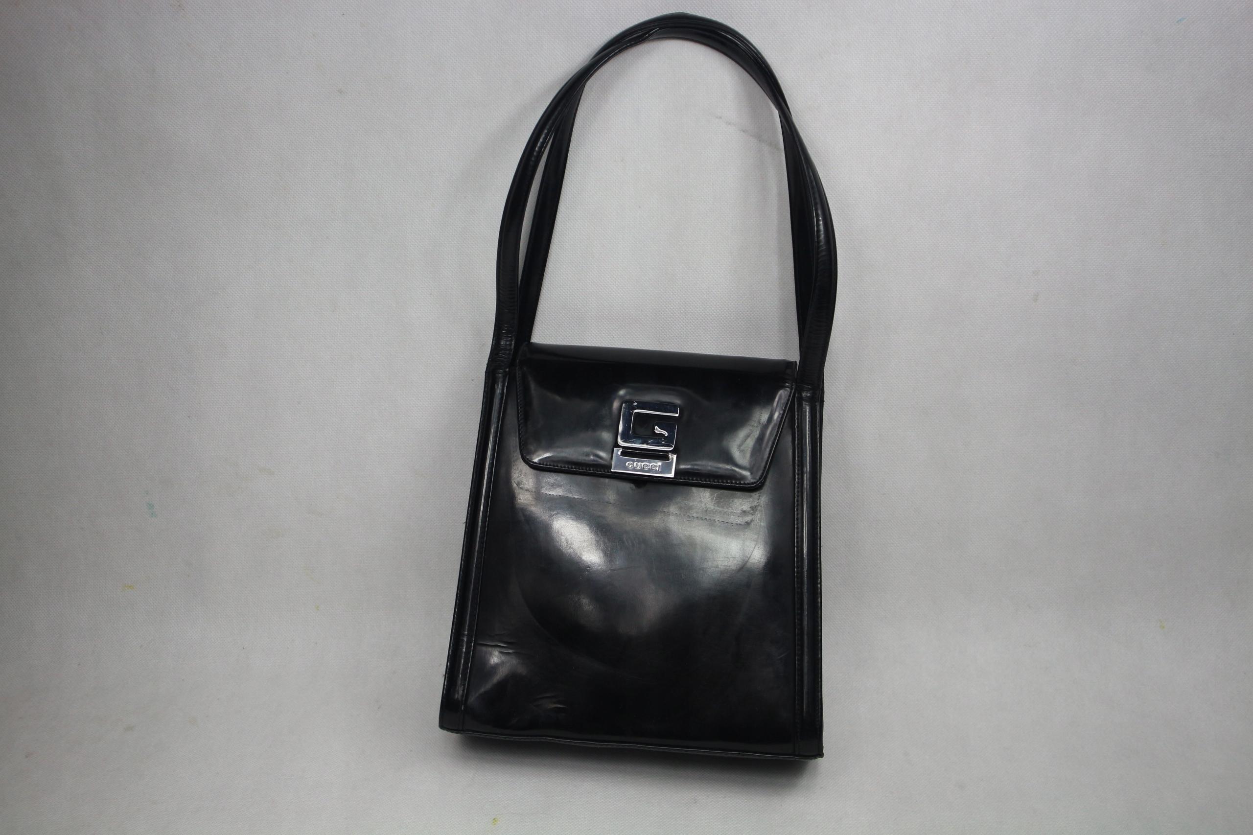 23e9913aff4b1 Gucci stylowy elegancki kuferek torebka - 7708658527 - oficjalne ...