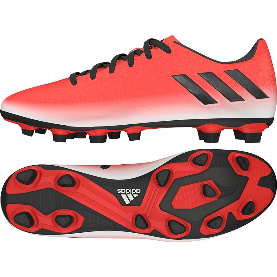 Buty piłkarskie korki Messi 16.4 FxG Adidas (czerwone)