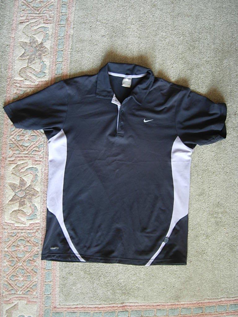 Koszulka tenis Nike małe XL stan db