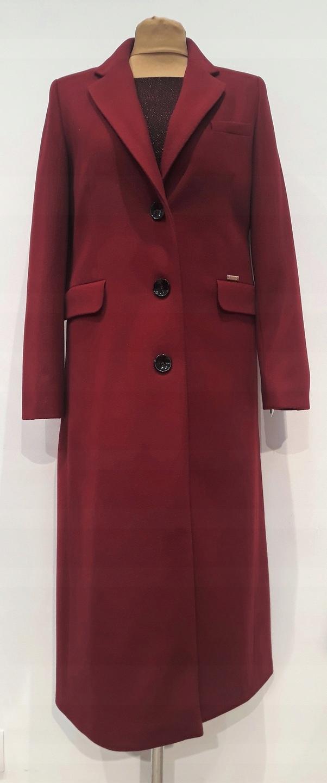 Płaszcz damski zimowy r.40