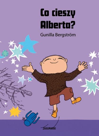 Książeczki dla dzieci: rezolutny Albert i jego miły tata