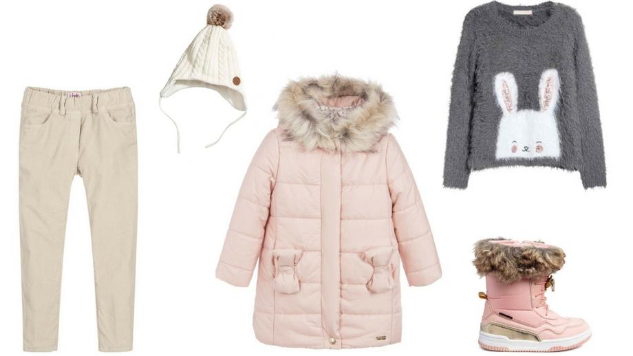 kurtka zimowa dziecięca rysynek