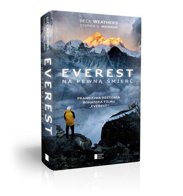 """""""Everest. Na pewną śmierć"""" Beck Weathers – recenzja"""