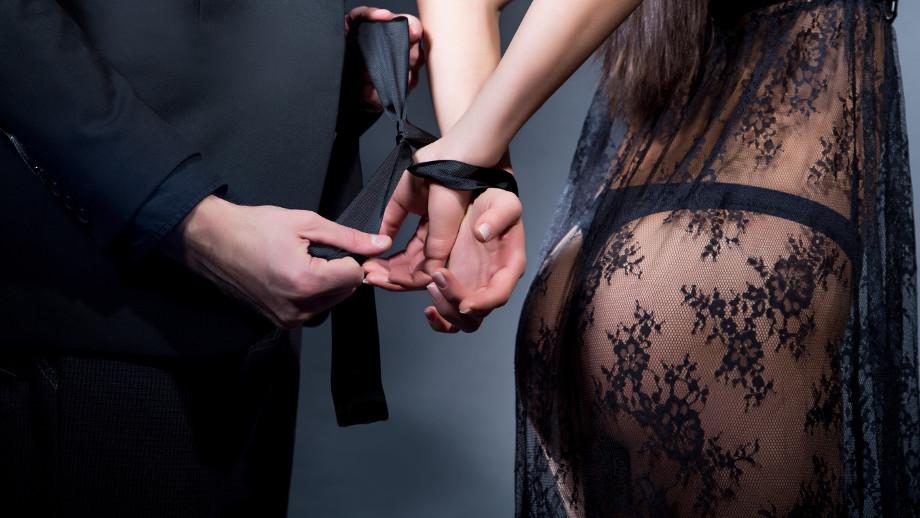 рабыня и ее господин того