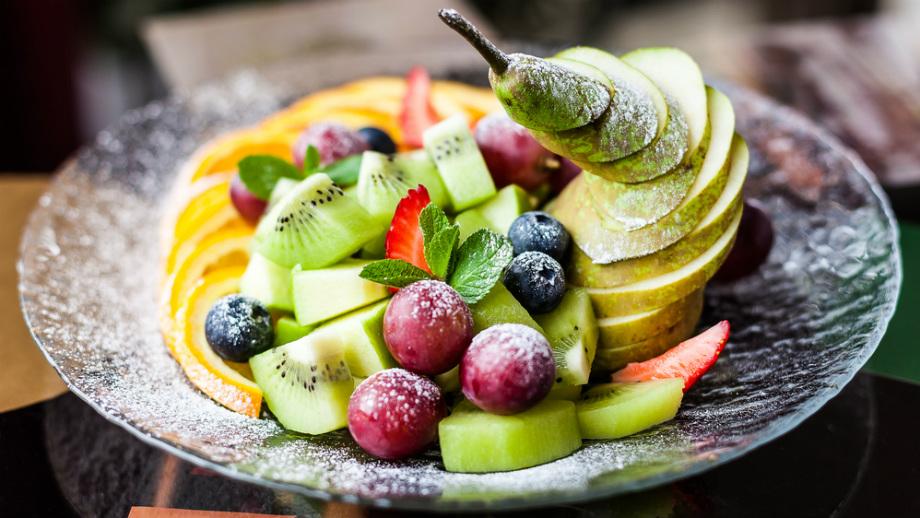 Najpiękniejsze Szklane Patery Talerze Tace Do Owoców
