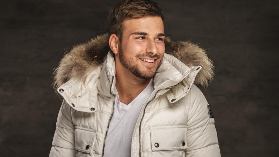 95ee61dc09 Najmodniejsza na zimę męska kurtka z futrem - Allegro.pl