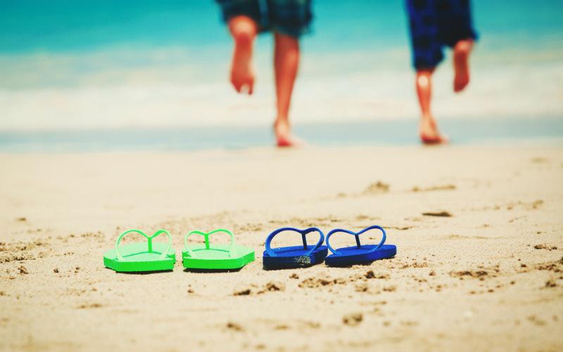 Sandały i klapki plażowe – propozycje dla chłopca na SS17