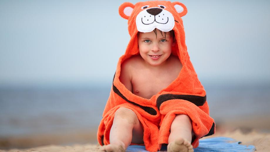 Ręcznik plażowy dla chłopca – jaki wybrać?