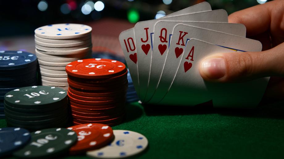Domowe kasyno, czyli wszystko to, co przyda się podczas męskiego ...