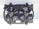 Nissan x trail t30 01-07 вентилятор радиатора