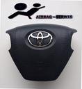 Toyota highlander airbag подушки powietrzne