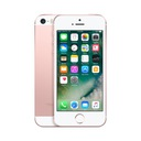 Smartfon Apple iPhone SE różowe złoto 32 GB