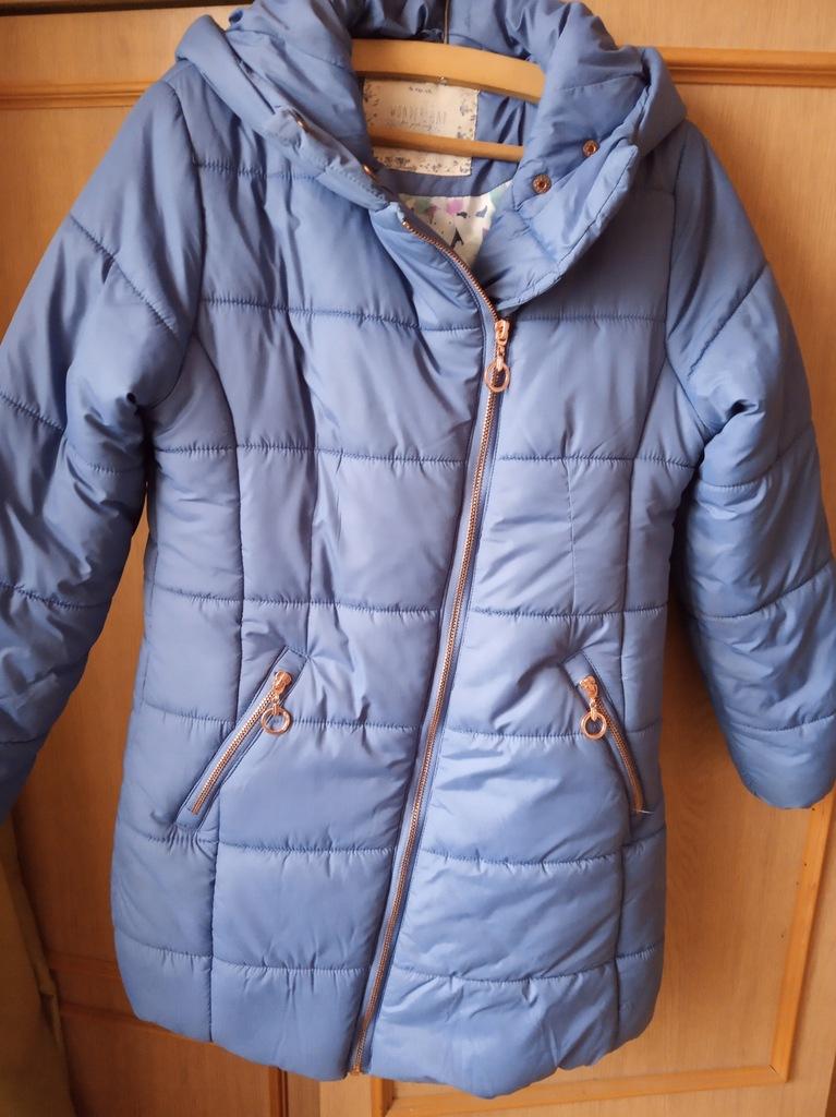 Zimowy płaszcz 5.10.15. r.140 7712269964 oficjalne