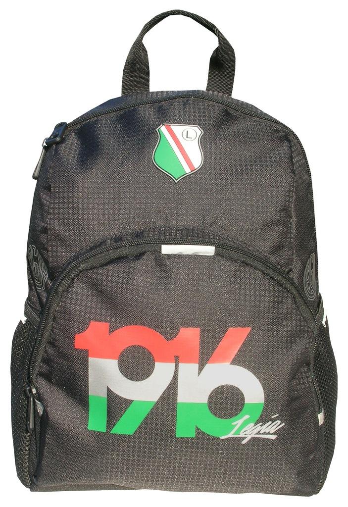 Legia Warszawa plecak plecaczek na wycieczki 4717