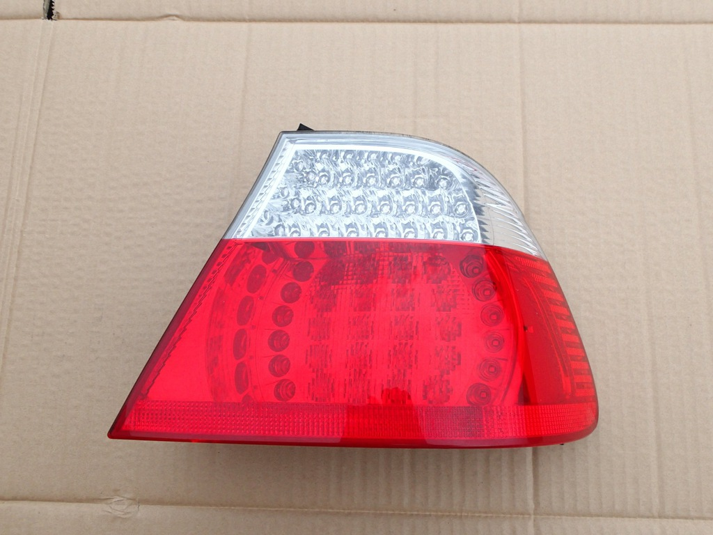 e46 coupe lampy tyl led oryginał