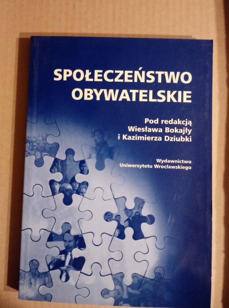 książka - socjologia - Społeczeństwo obywatelskie