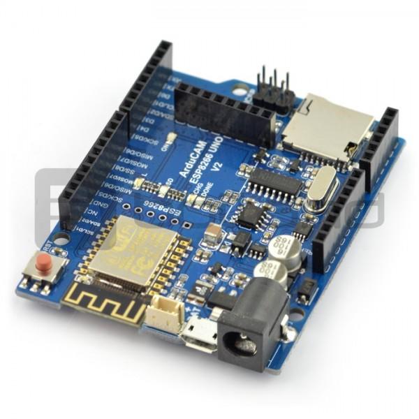 ArduCam ESP8266-12E WiFi IoT zgodny z Arduino