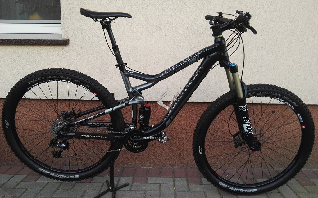 """Cannondale Trigger 29"""" FOX 34 Dyad RT2"""