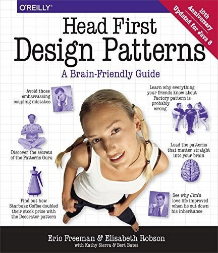 Head First Design Patterns Eric Freeman - 7626680056 - oficjalne ...