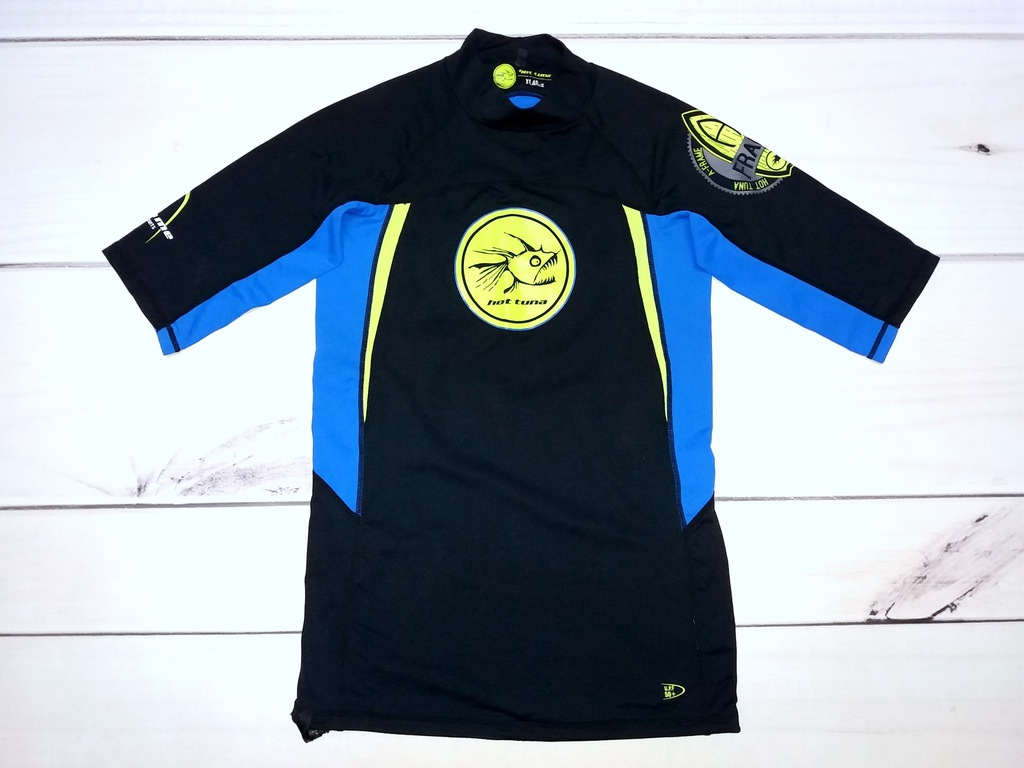 HOT TUNA _ Surfing UPF 50 Koszulka Henri Lloyd _ L