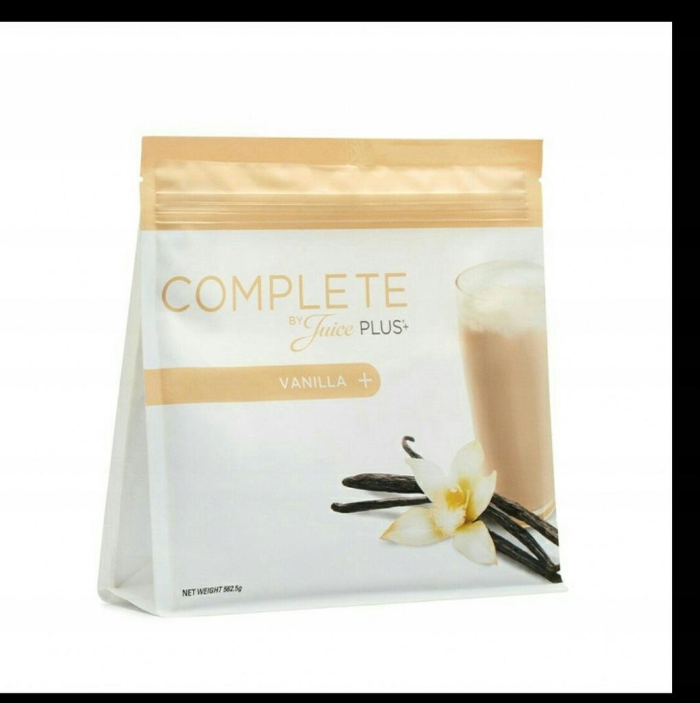Complete By Juice Plus Vanilla 7679420265 Oficjalne Archiwum Allegro