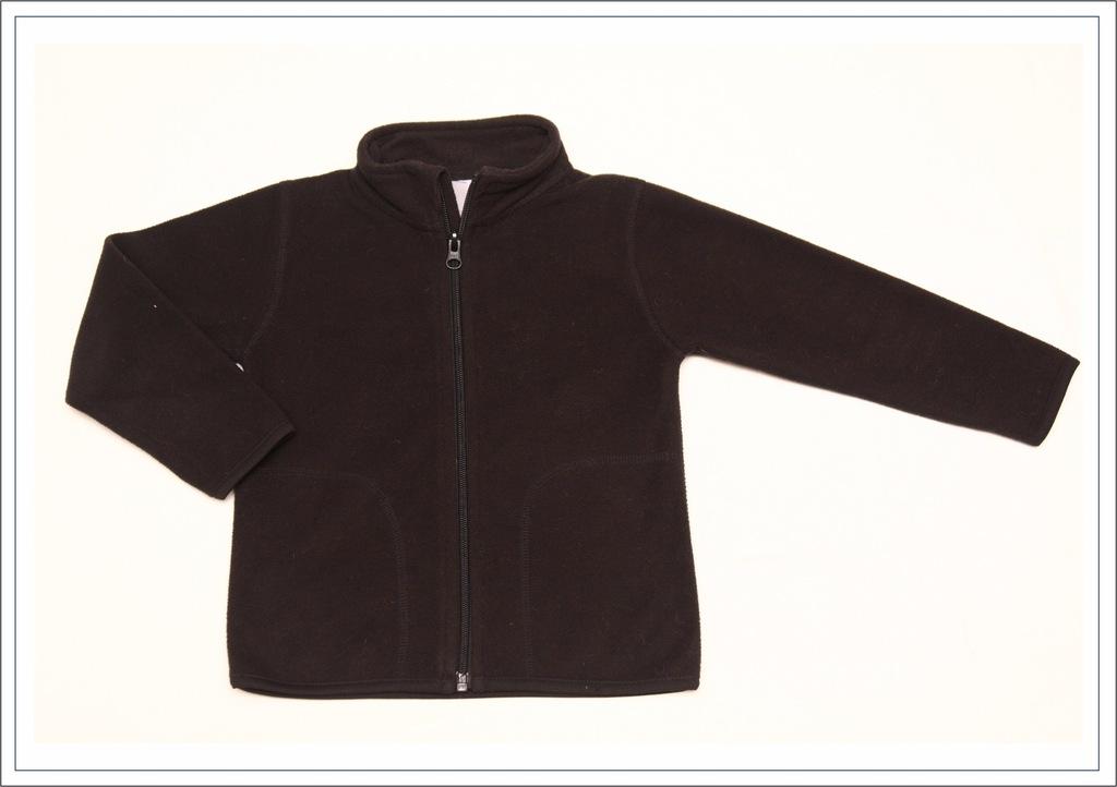 Bluza / polar czarny Palomino r.98 3 lata