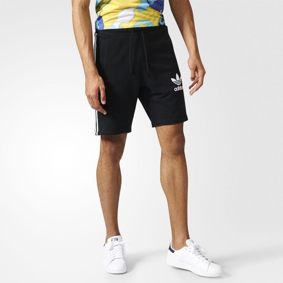 Szorty adidas Originals CLFN Shorts BK0006 XL czar