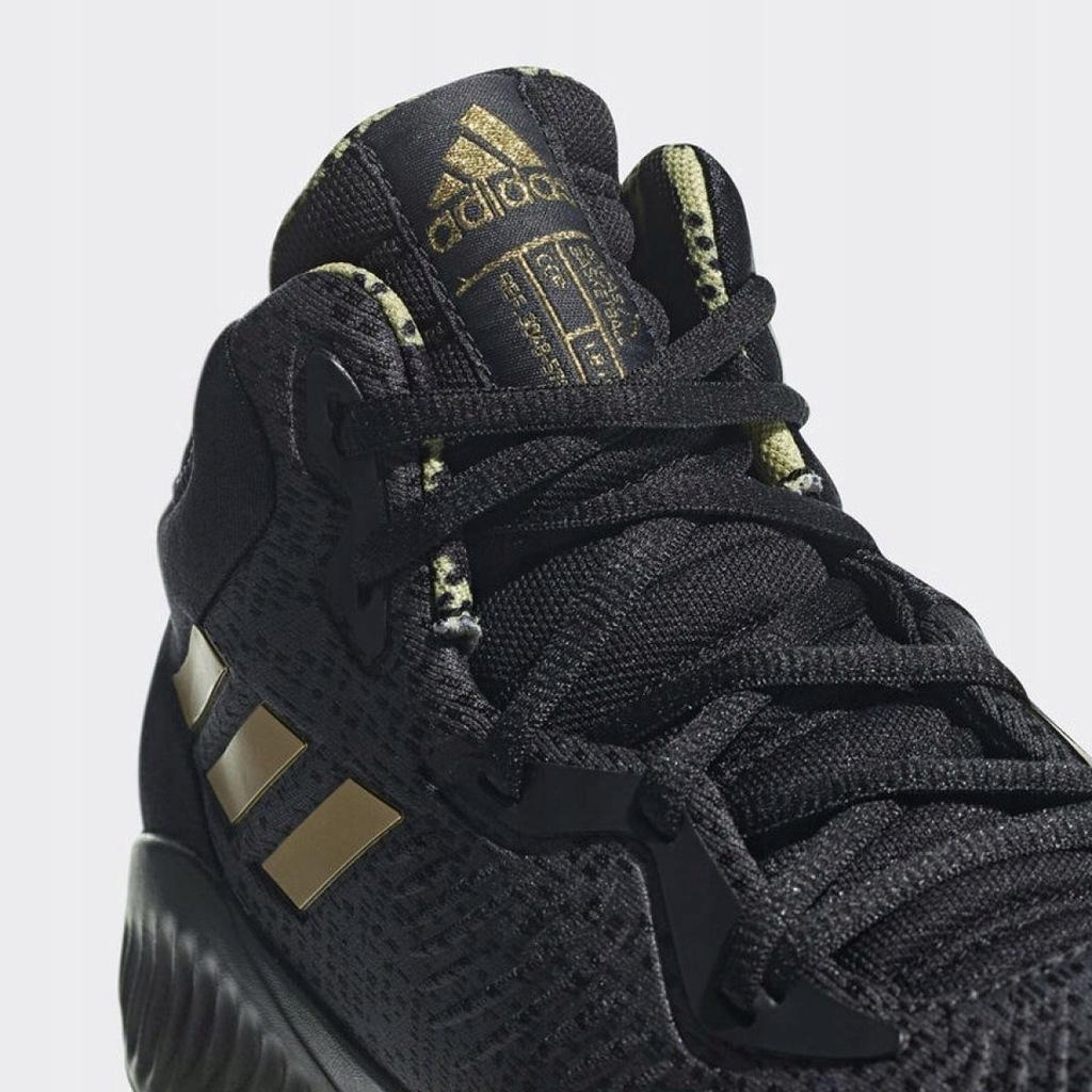 Buty koszykarskie adidas Mad Bounce 2018 Jr BB 40