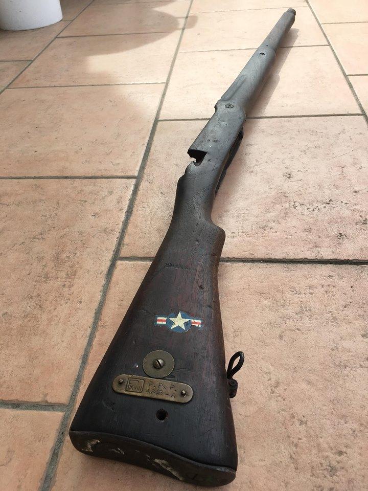 Kolba Mauser Ii Wojna Swiatowa 7323844877 Oficjalne Archiwum Allegro