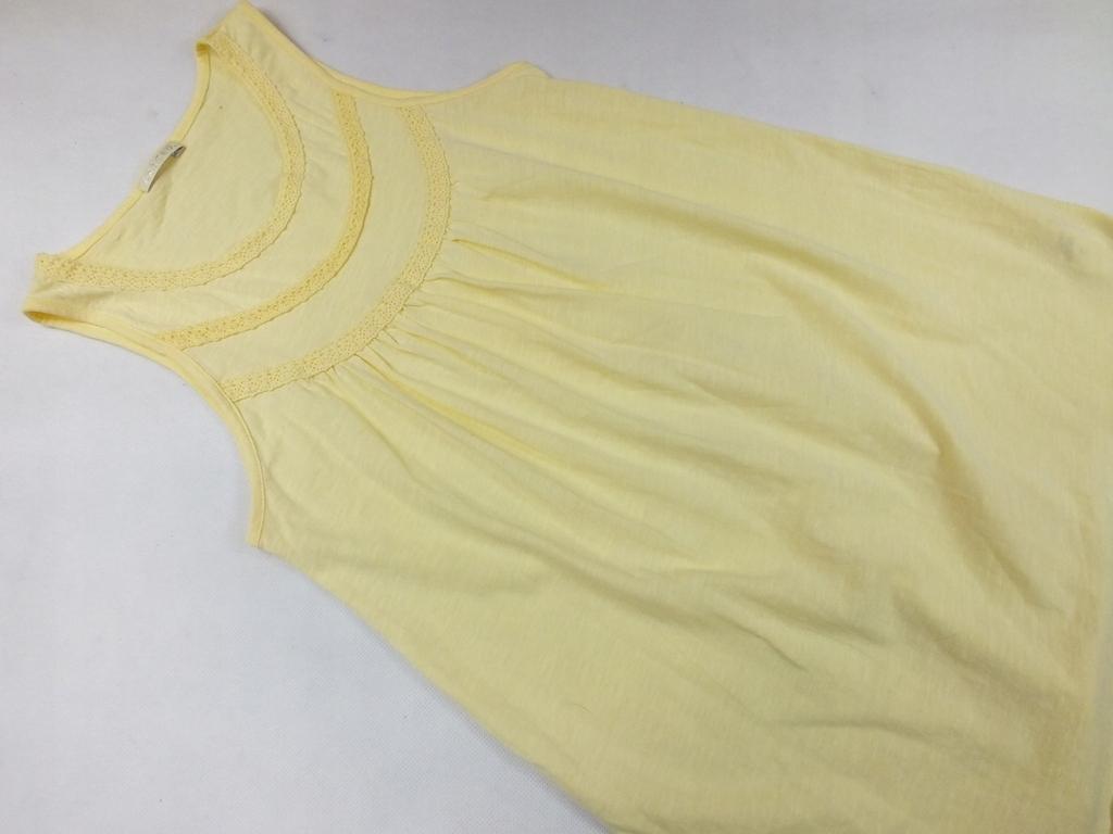 Cherokee żółta tunika koronki 152