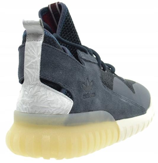 Obuwie Męskie Adidas Originals Tubular X Grey Gum Aq5403