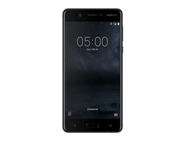 Czarny Smartfon NOKIA 5 Dual SIM 2/16GB OCTA
