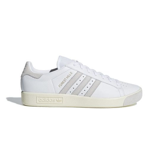 adidas Originals FOREST HILLS SHOES - Sneakersy niskie - white