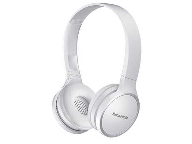 Słuchawki nauszne PANASONIC RP HF400BE W Biały