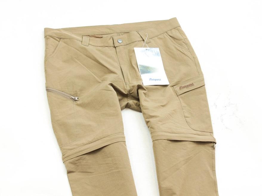 O NEW! Bergans Of Norway Spodnie Techniczne r XL