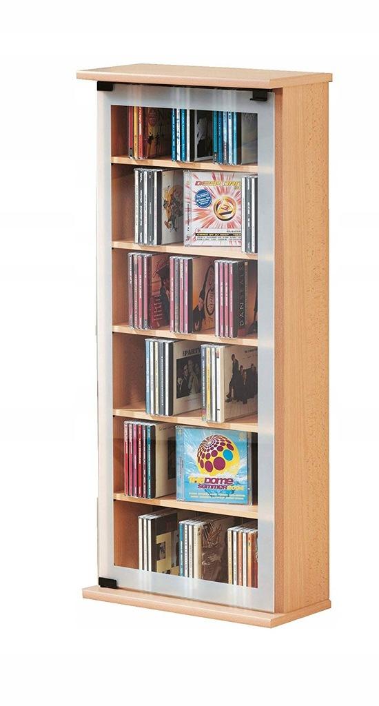 STOJAK NA PŁYTY CD / DVD marki VCM