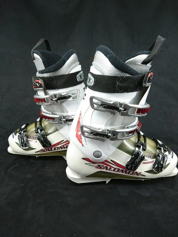 buty narciarskie SALOMON MISSION 60 r.28