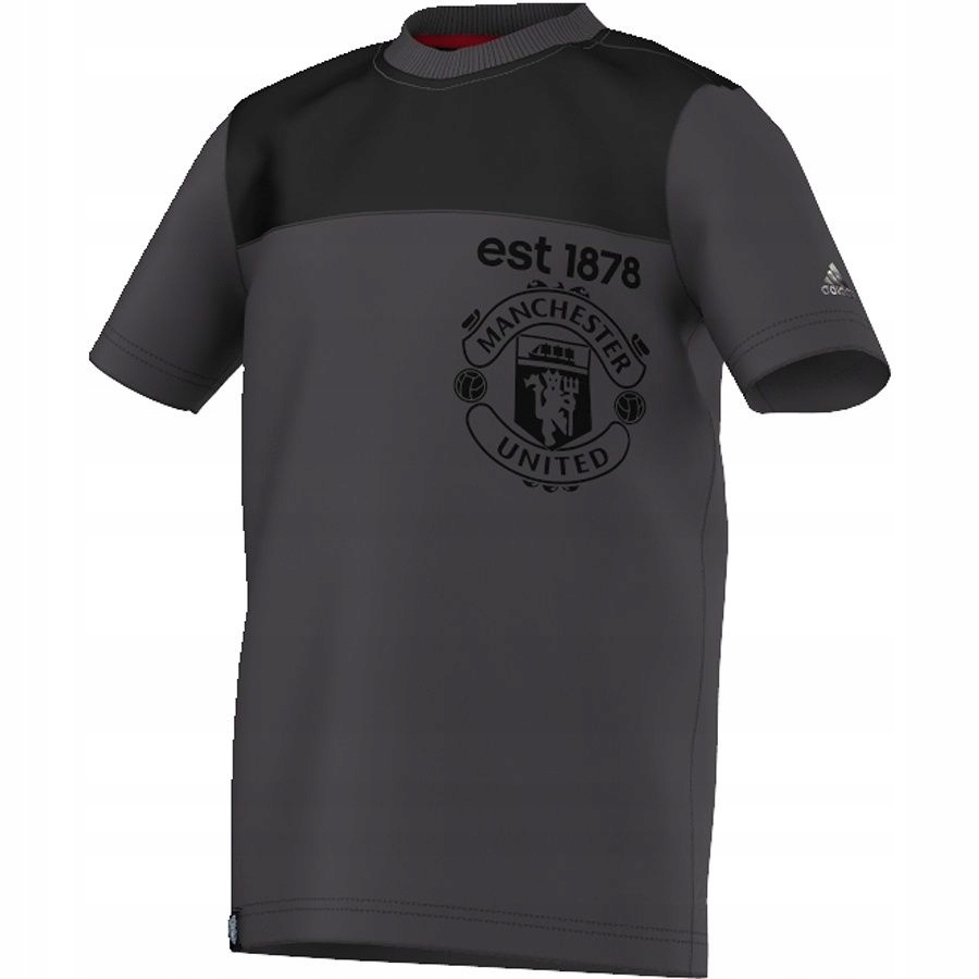 T-Shirt adidas Football Club MUFC Tee AY6818 152 c
