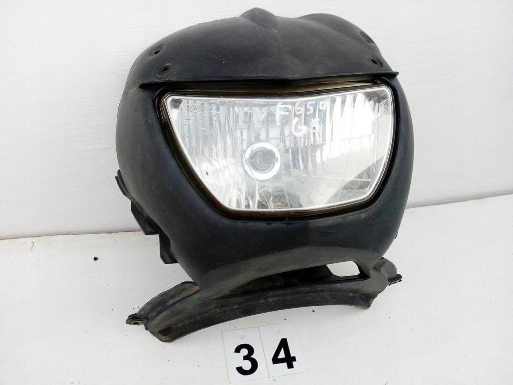 BMW F 650 GS , F 650GS DAKAR LAMPA , REFLEKTOR