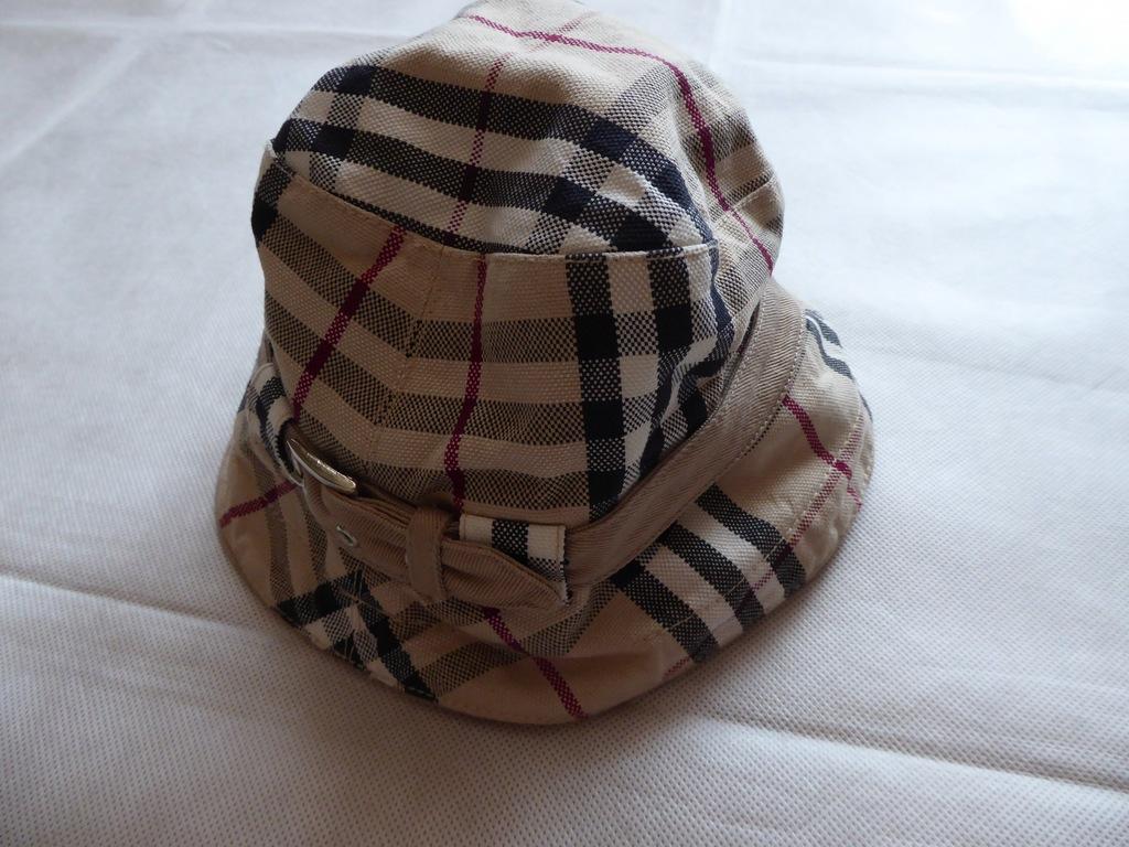 Burberry London kapelusz 100% bawełna M